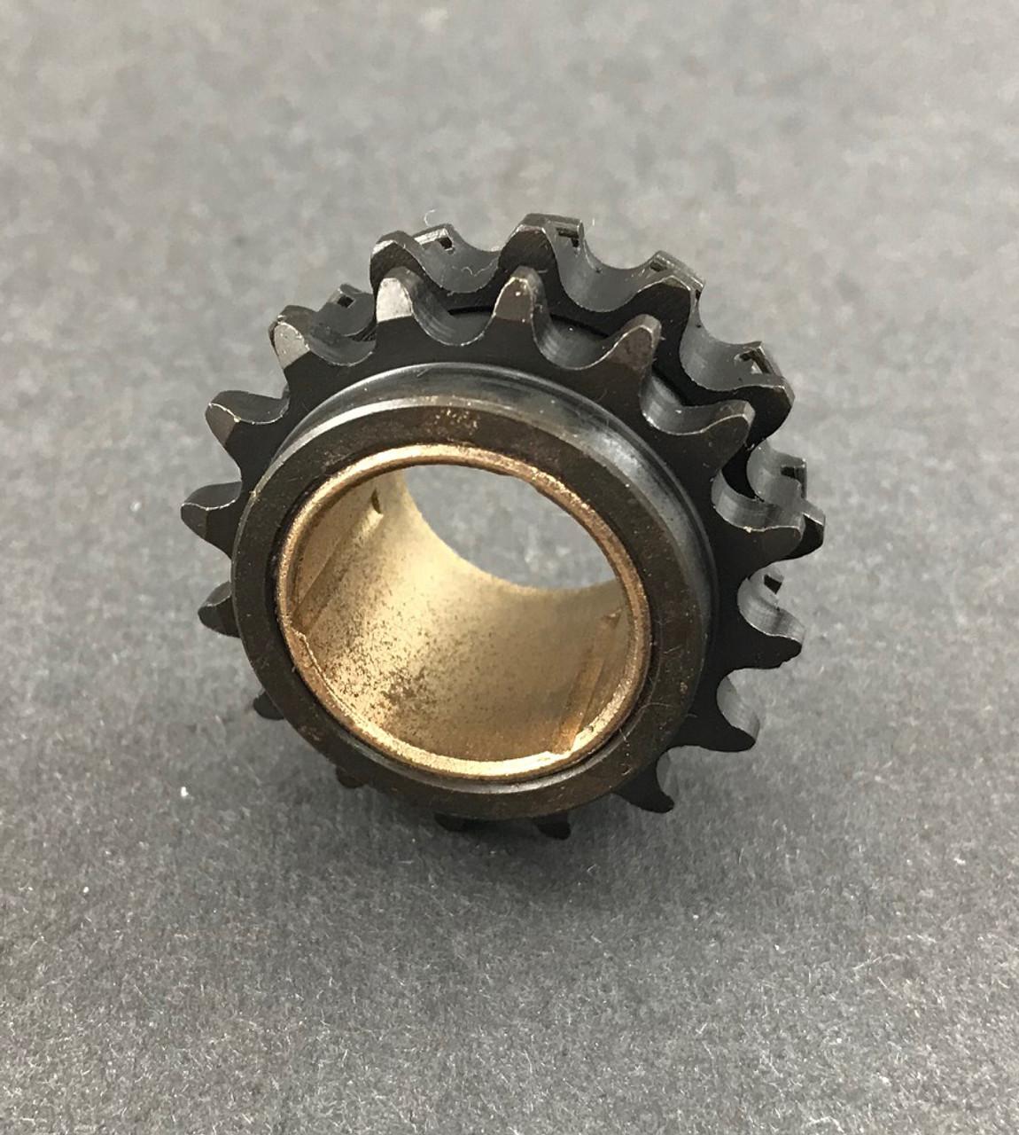Max Torque Clutch Sprocket - 16 Tooth - 219 Chain