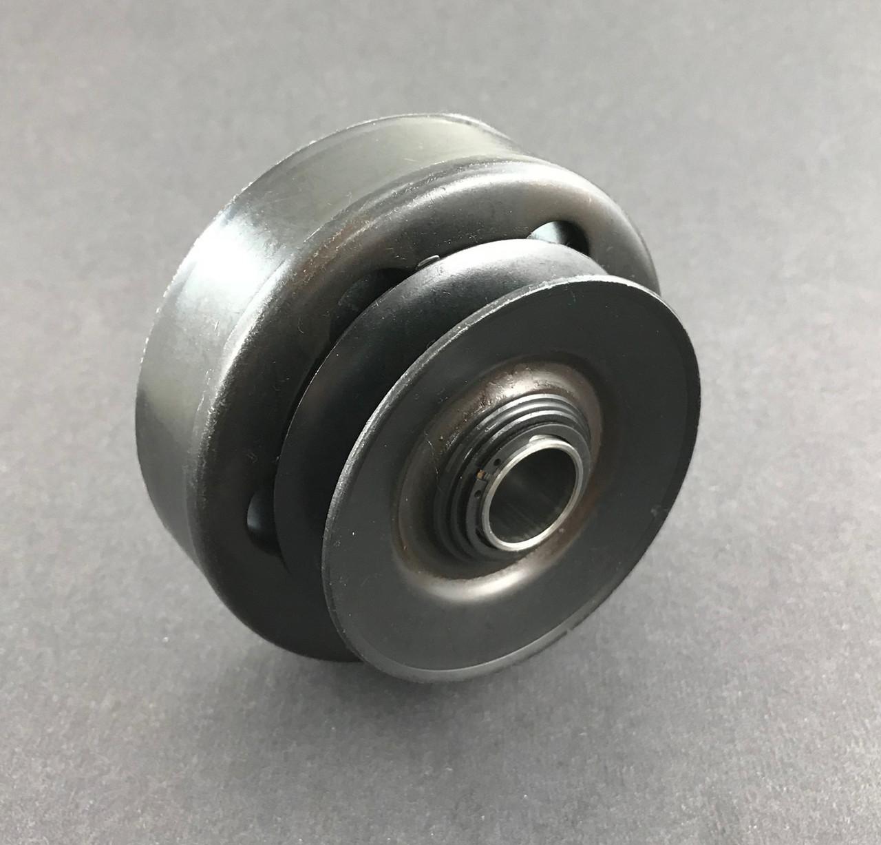 Max Torque V-Belt Clutch - 5/8'' Bore