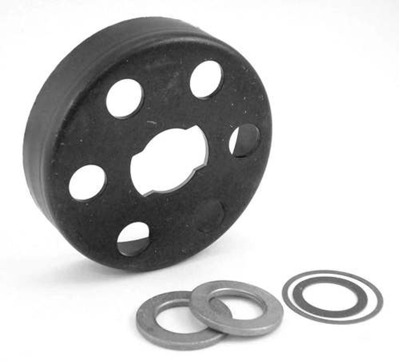 Max Torque SS Drum & Sprocket - 10 Tooth - 40 41 420 Chain for 5/8 Clutches