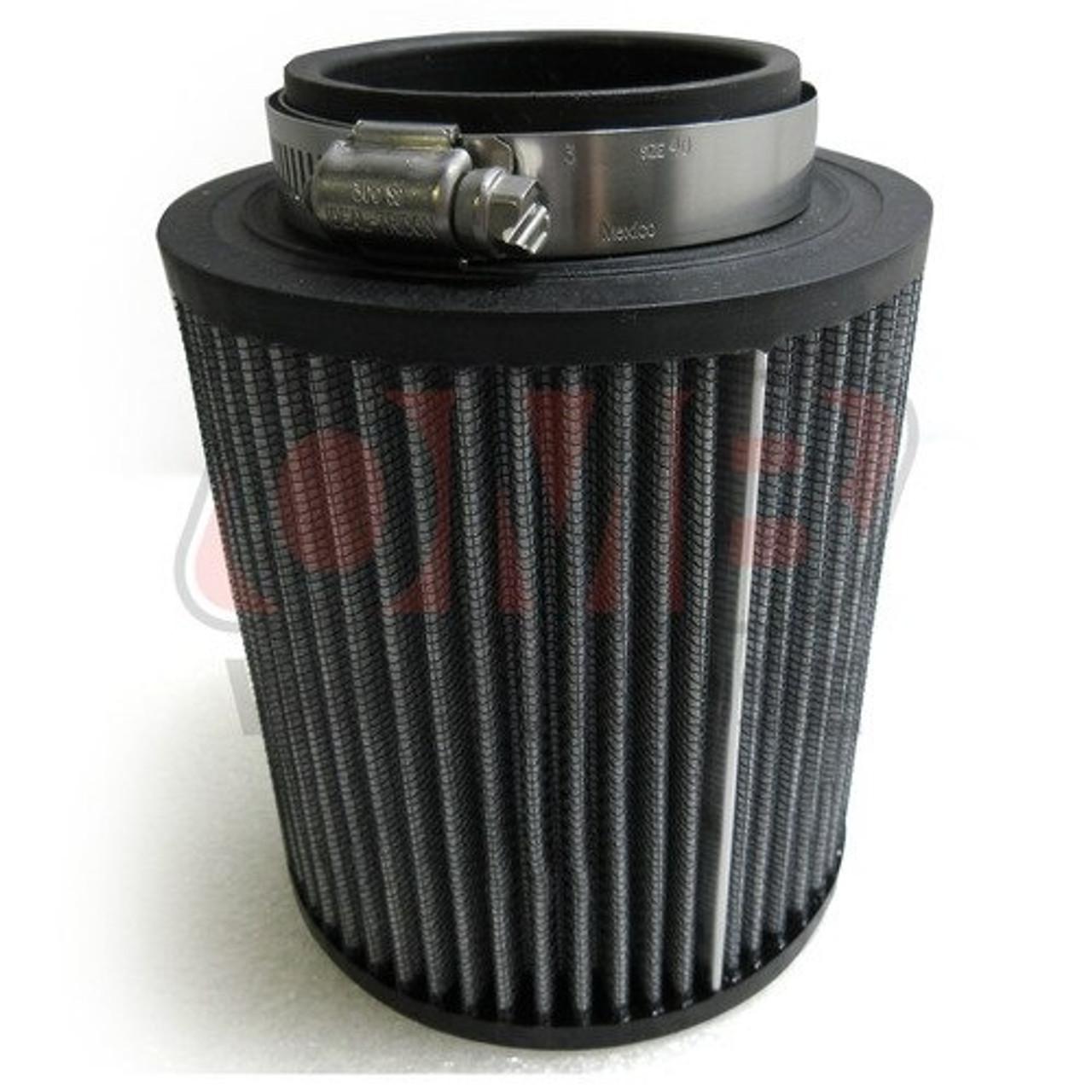 "Air Filter 4-1/2"" x 5"" x 2-7/16"" Fabric Straight"