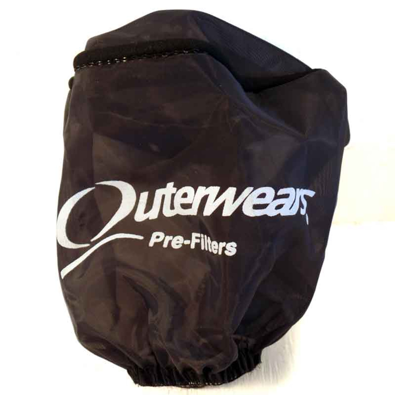 Outerwears Pre-Filter -  3'' x 3'' - Black
