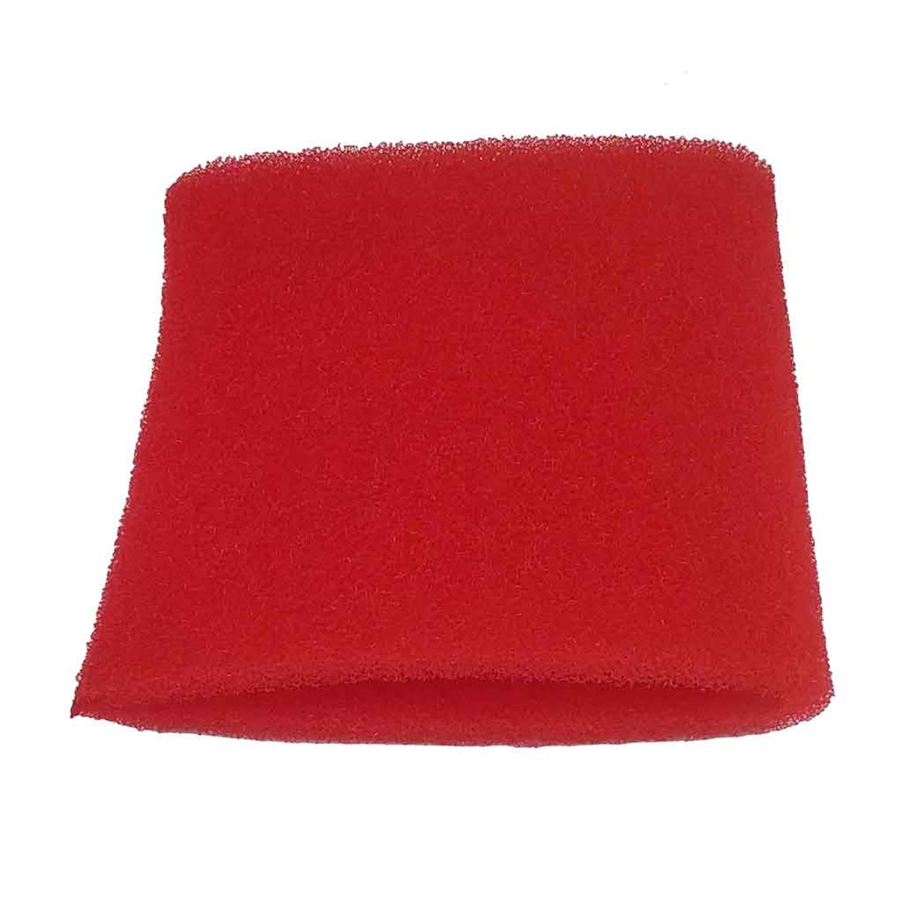 """Foam Pre-Filter Red 3-1/2""""x5"""""""