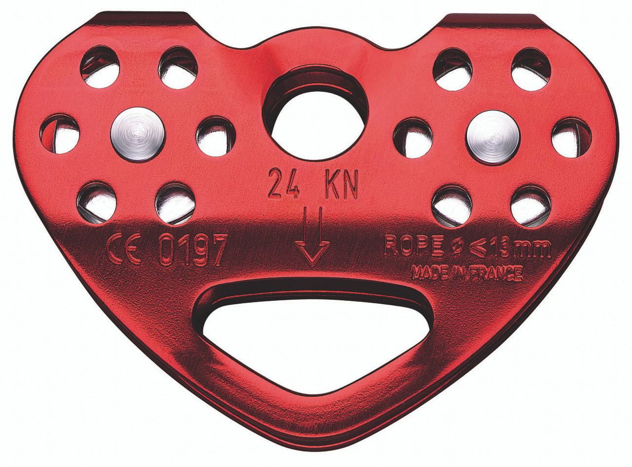 Tandem Double Pulley By Petzl