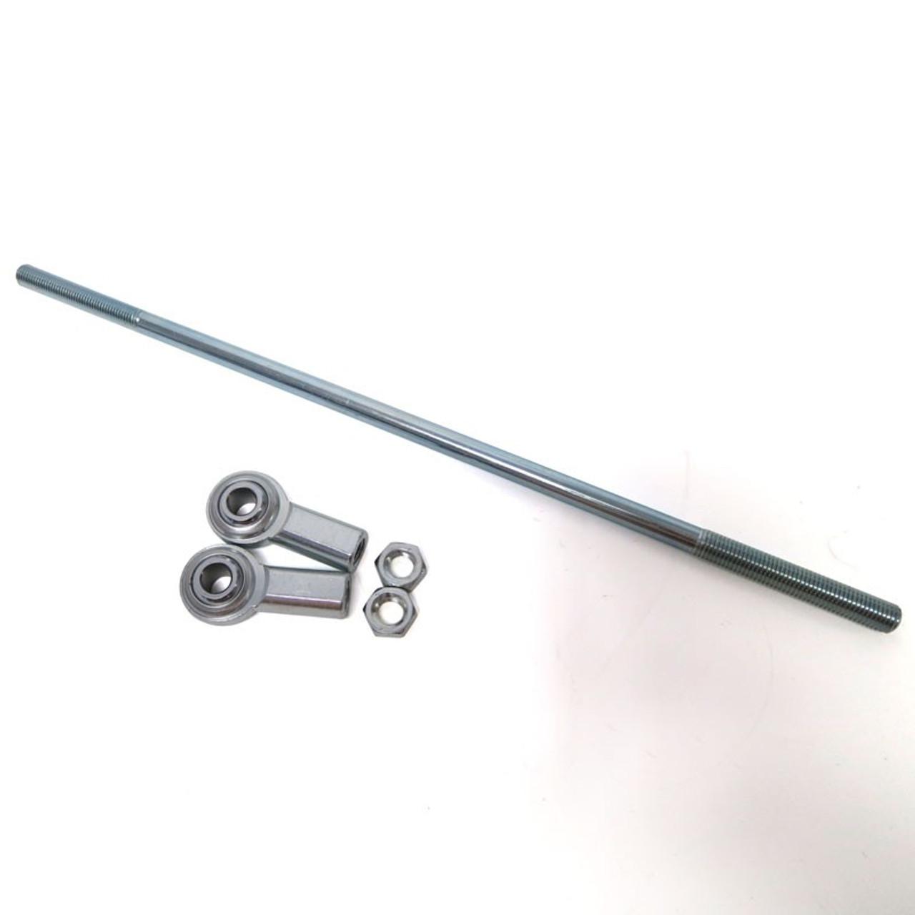 "5/16-24 x 11"" Deluxe Tie Rod Kit"
