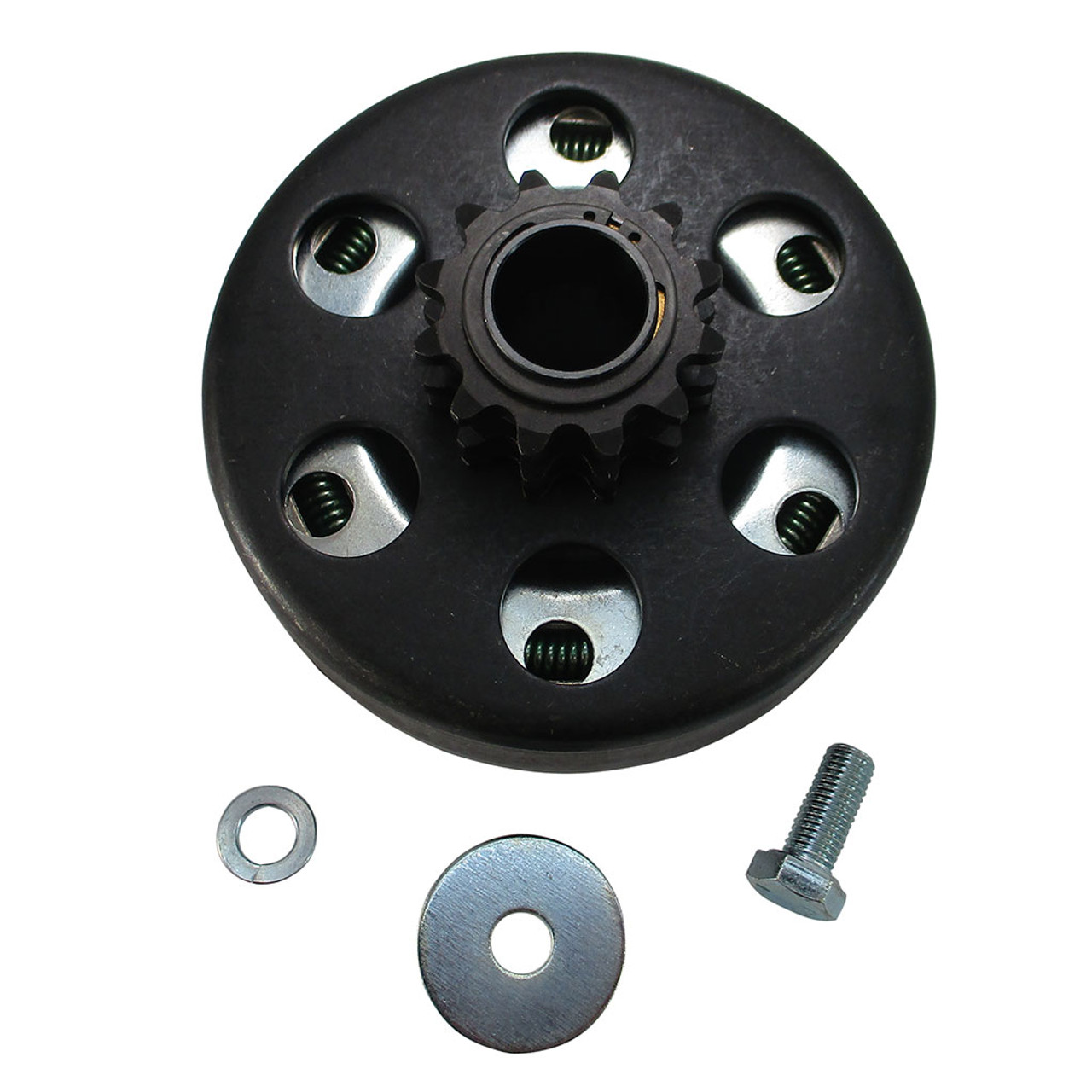 """Max-Torque Dual Sprocket 3/4"""" Clutch for Two Speed MiniBikes"""