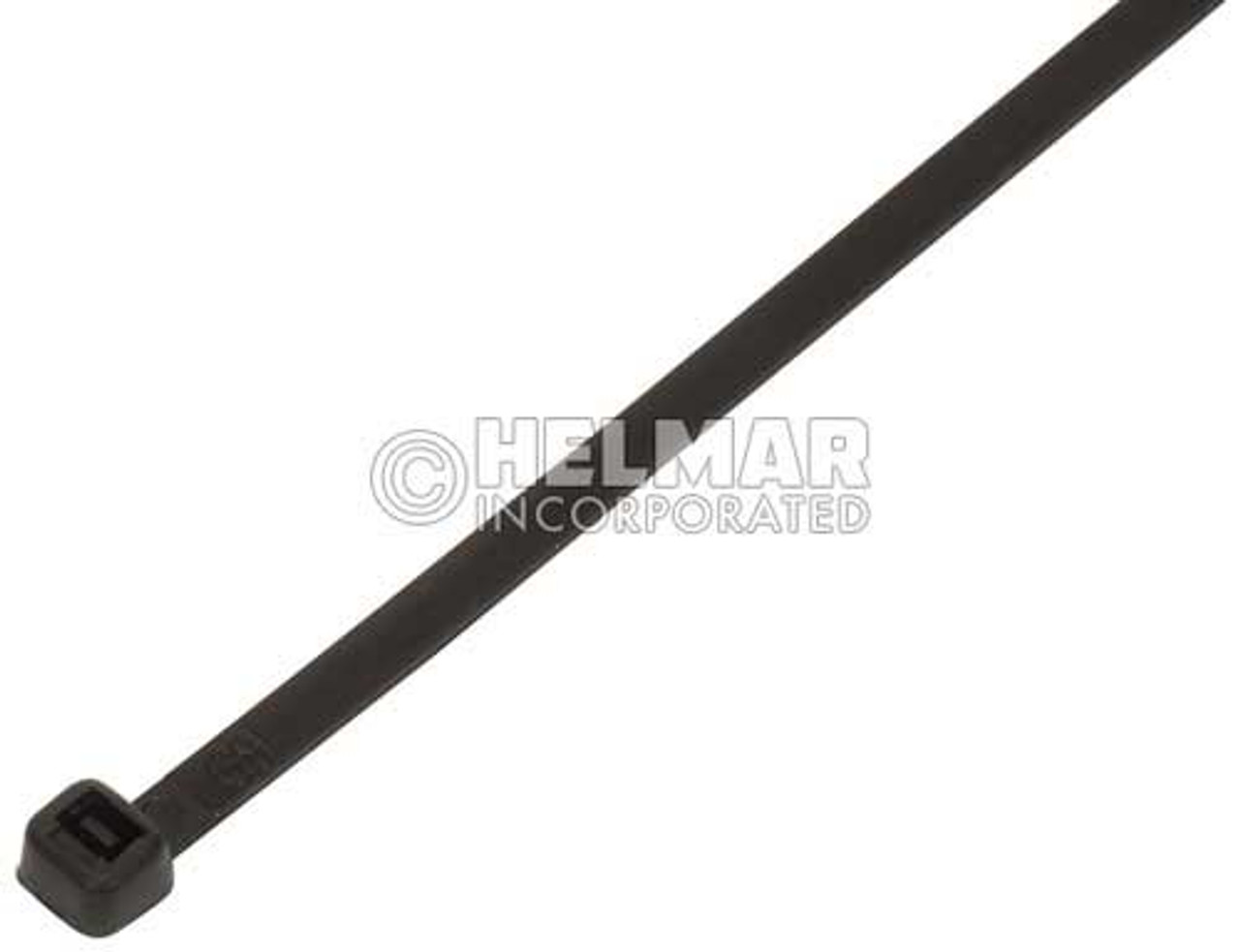 """05724 Cable Tie 5"""" Length, Black"""