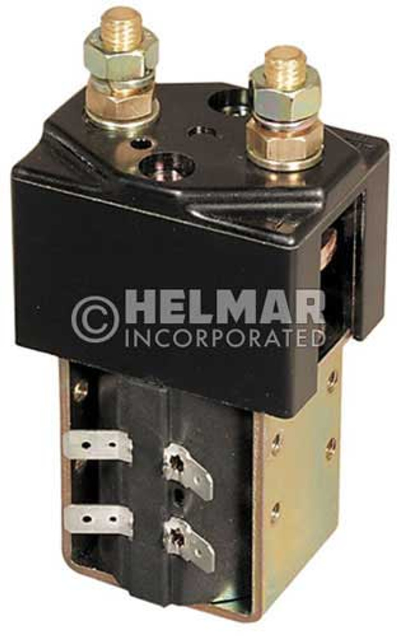 CTR-12-100 12 Volt 180 Amp Contactor, Single Pole - Single Throw - Intermittent Coil