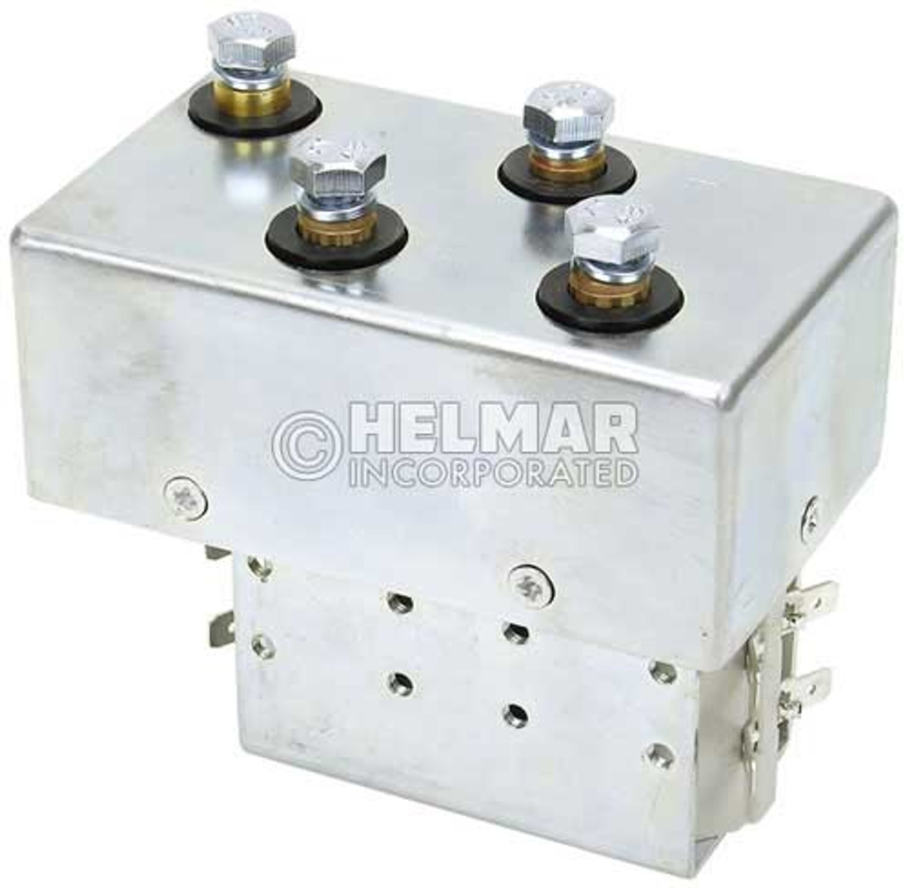 CTR-24-307 24 Volt 250 Amp Contactor, Double Pole - Double Throw - Intermittent Coil