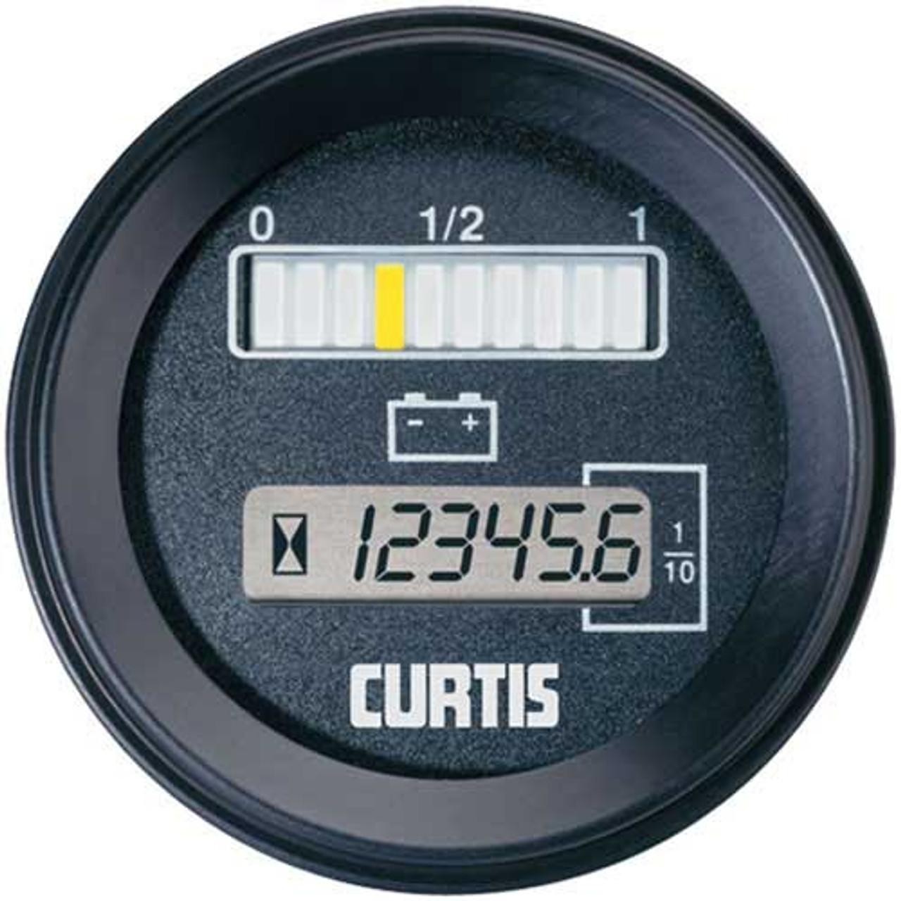 933-1C243648 Curtis Unigage 933 Model, BDI - Hour Gage - Lift Lockout