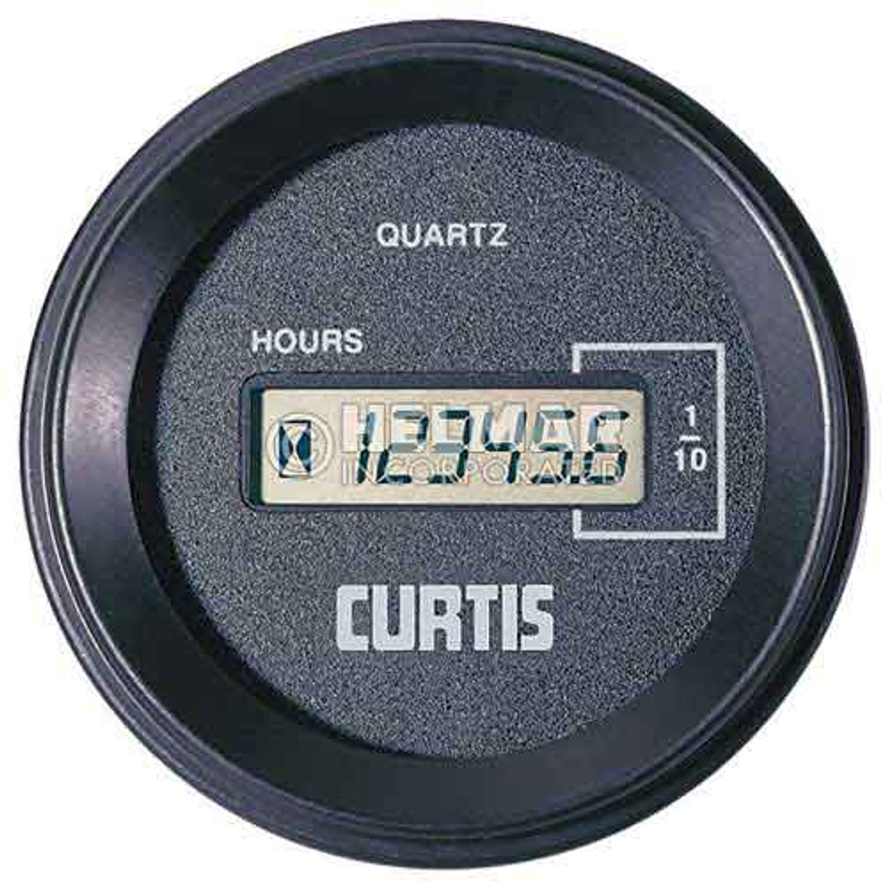 700QN00101248D Curtis 700 Series Solid State Hour Meter and Counter Q Case, 12-48 Volts