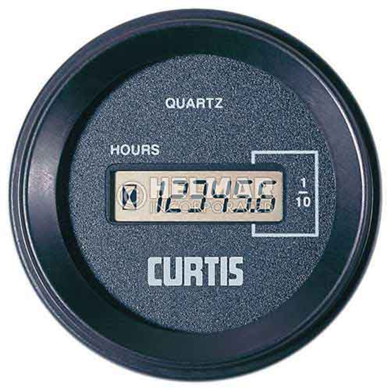 701RN00101248D Curtis 700 Series Solid State Hour Meter and Counter R Case, 12-48 Volts