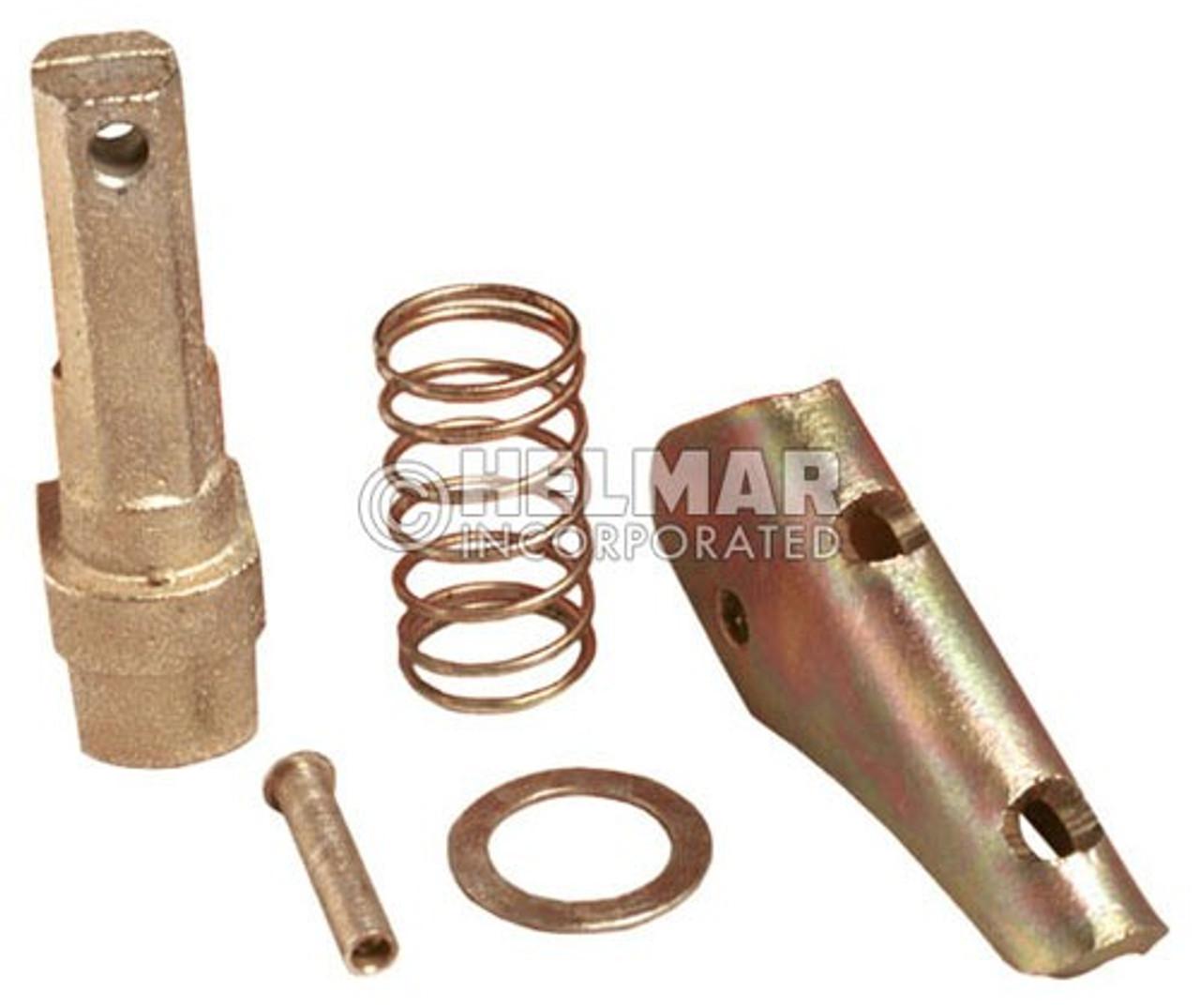 "FPK-4728 Class II Fork Pin Kit 1/2"" A, 2 5/8"" B, 11/16"" C"