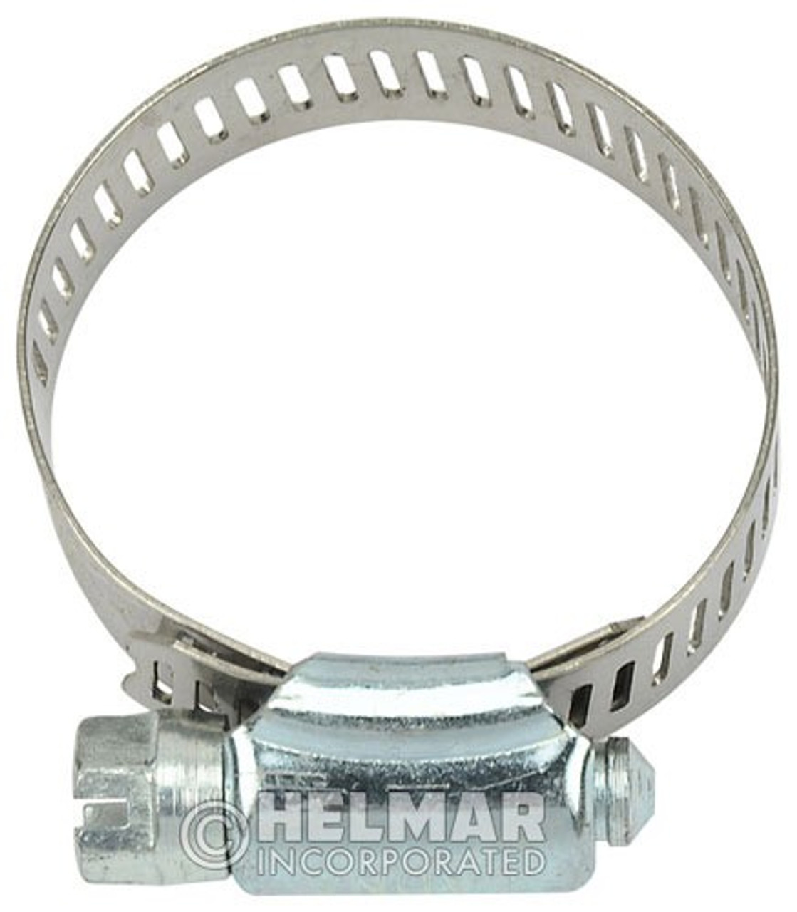 """CL-5216 Hose Clamps 3/4"""" to 1-1/2"""" Diameters SAE Size No. 16"""