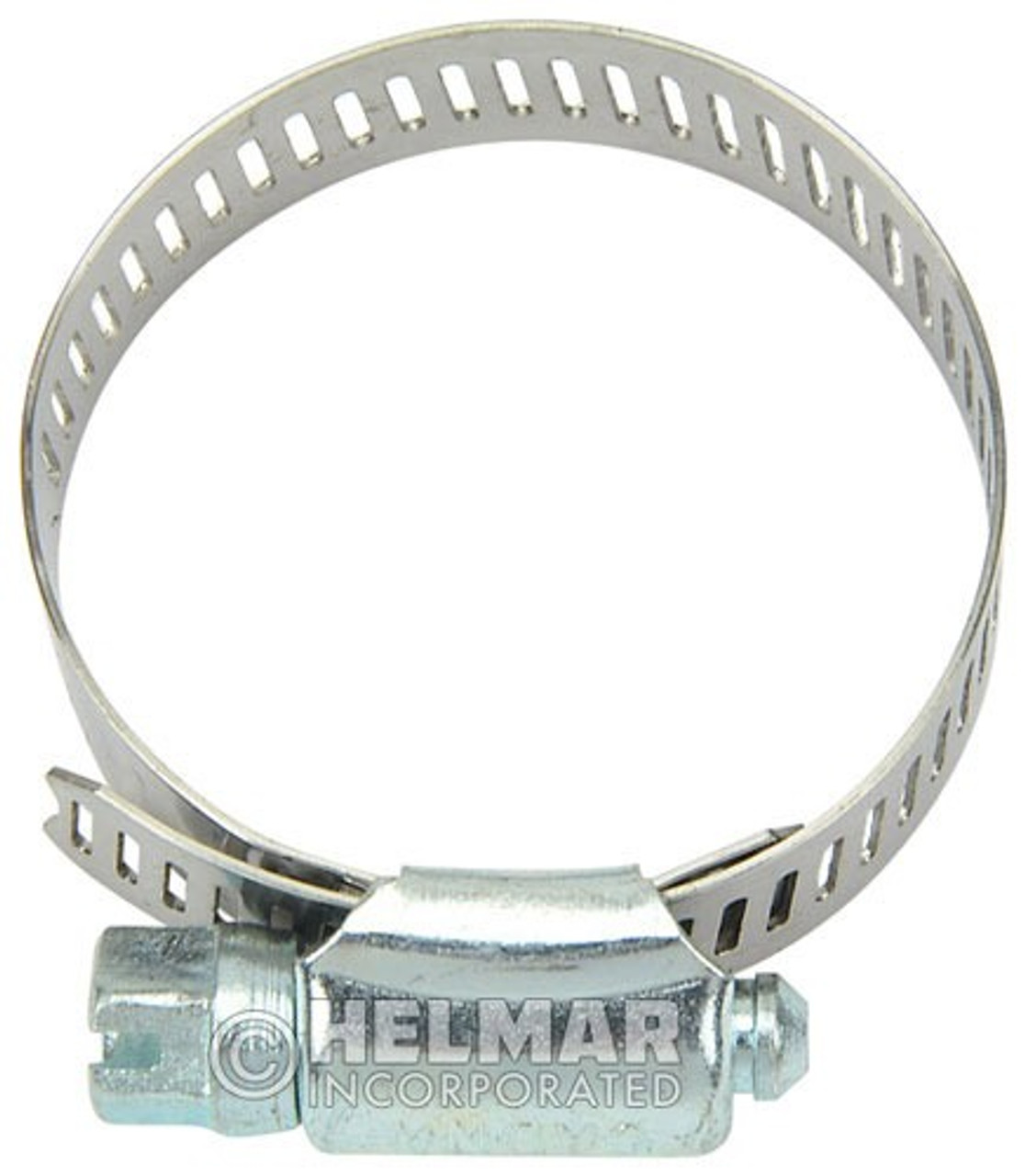 """CL-5220 Hose Clamps 3/4"""" to 1-3/4"""" Diameters SAE Size No. 20"""