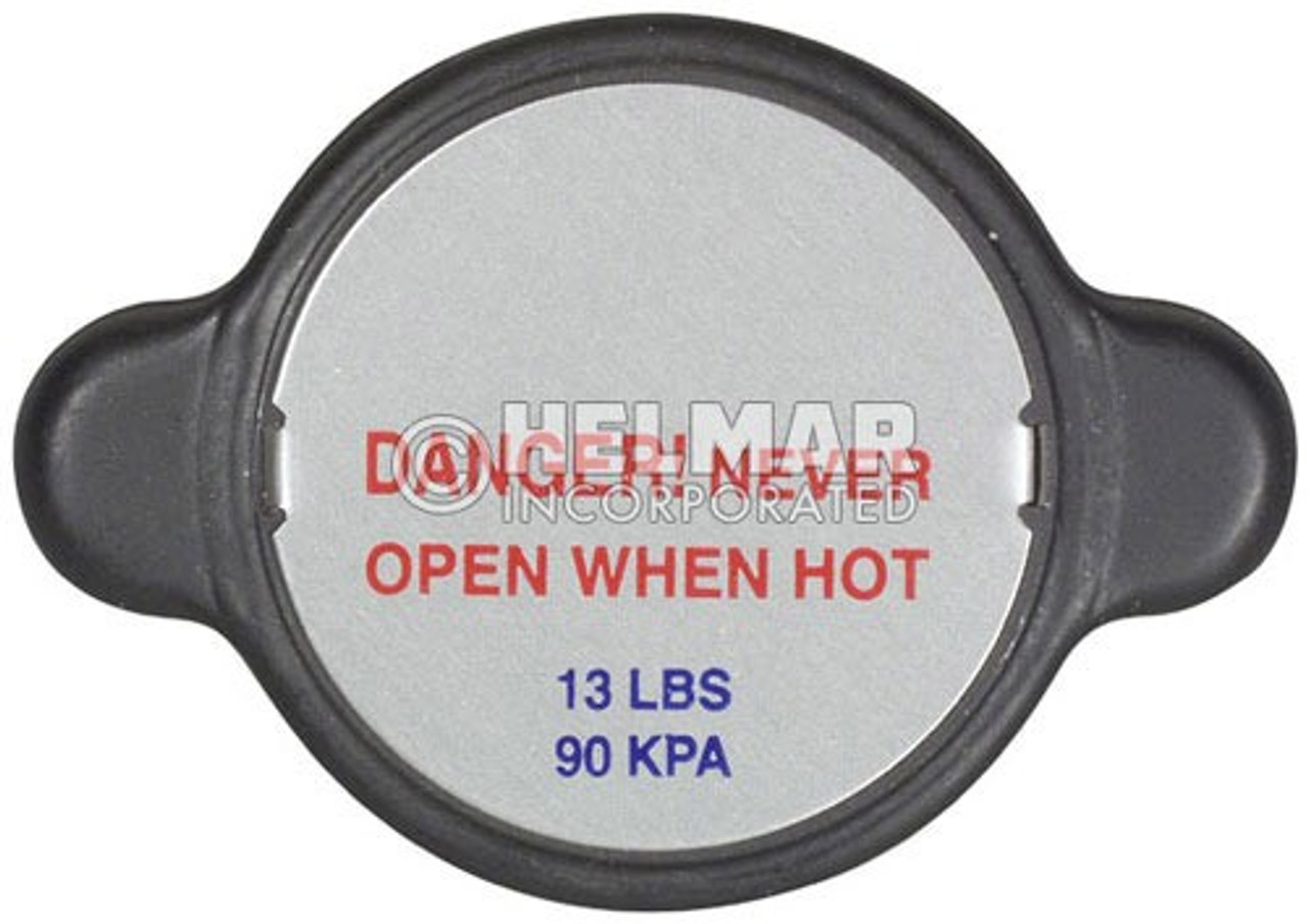 21430-01F02 Fits Nissan Radiator Caps Style A, 13 lbs.