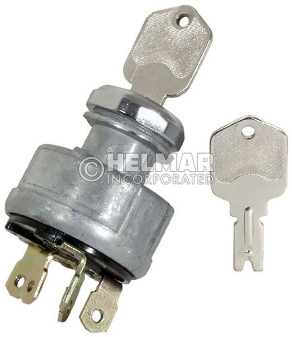 2394129 Clark Anti-Restart Ignition Key Switch
