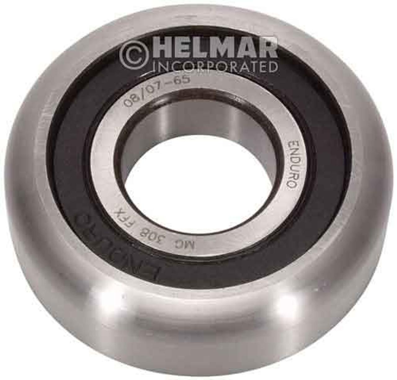 2801859 Clark Mast Roller Bearing 28.42mm Wide, 101.19mm Outer Diameter, 39.76mm Inner Diameter
