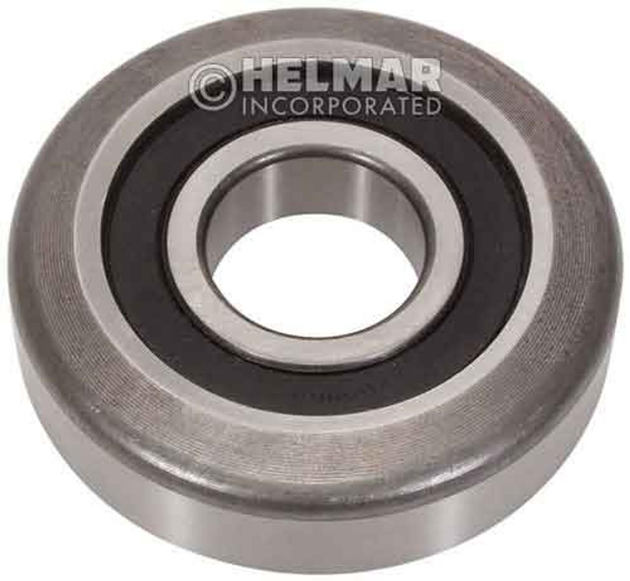3EC-71-A1410 Komatsu Mast Roller Bearing 31.69mm Wide, 127.05mm Outer Diameter, 44.80mm Inner Diameter