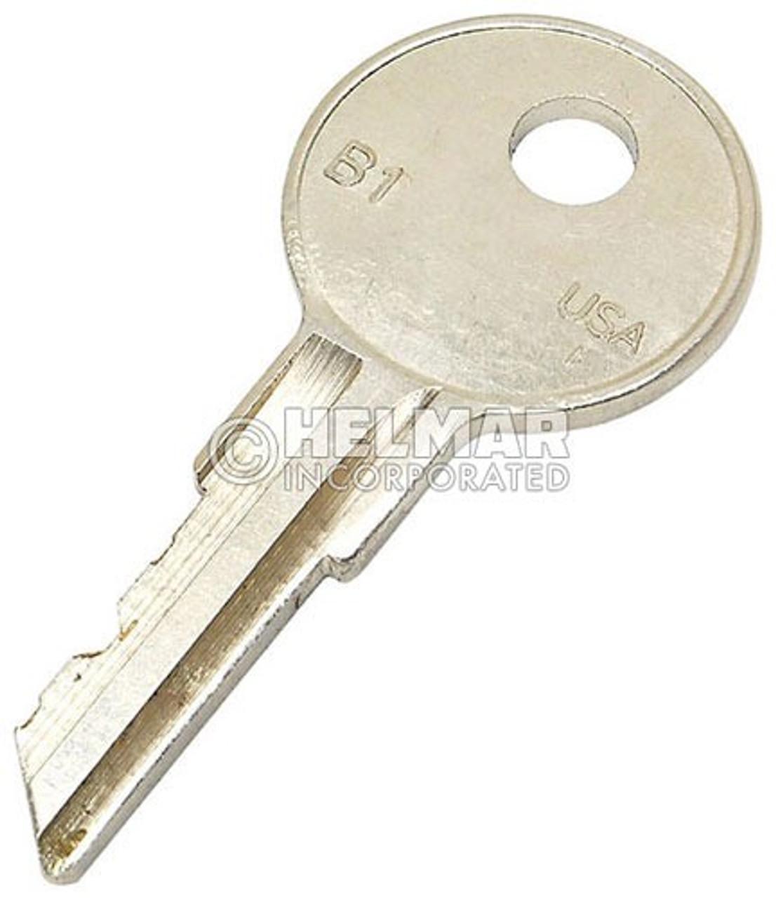 107151-001 Crown Key