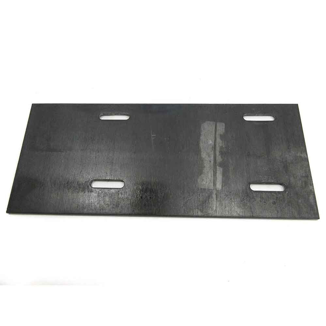 """Engine Mounting Plate, 5"""" x 12"""", Flat, Heavy"""