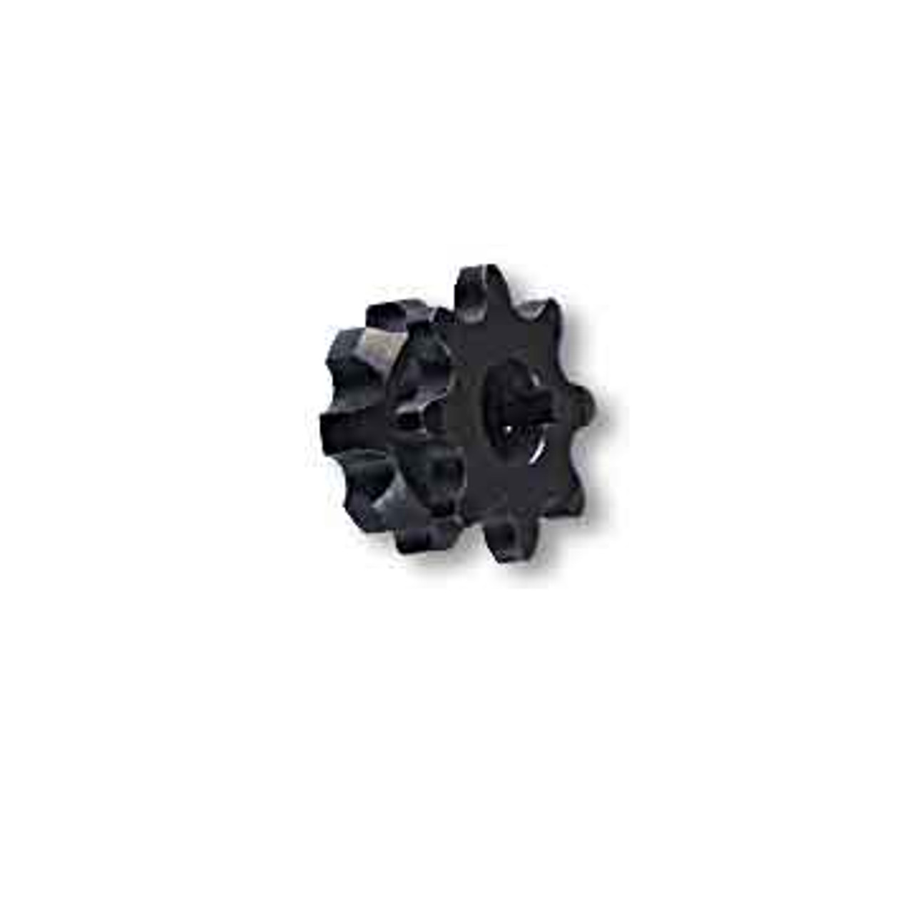 """8 Tooth 35 Chain Sprocket """"B"""" Type - 9 Degree Taper"""