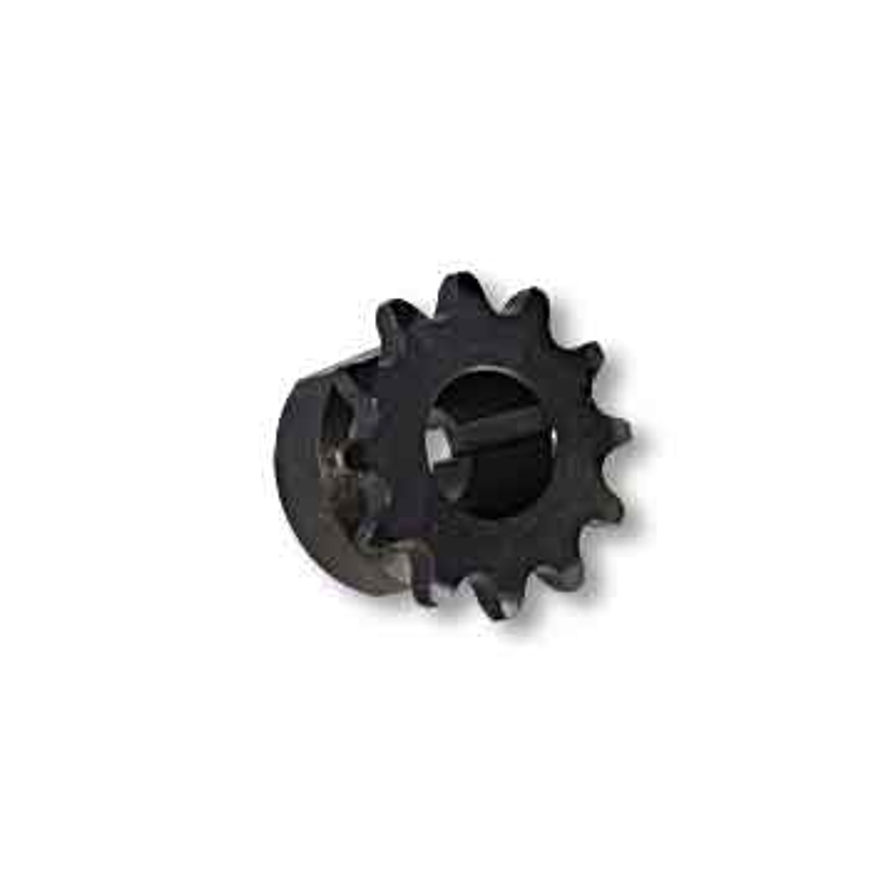 """12 Tooth 219 Chain Sprocket """"B"""" Type - Yamaha, 10 Degree Tapered"""
