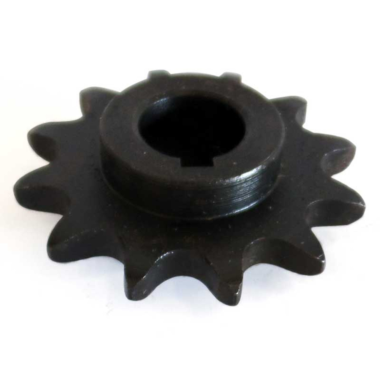 """12 Tooth 40 41 420 Chain 5/8"""" Bore """"C"""" Type Sprocket"""