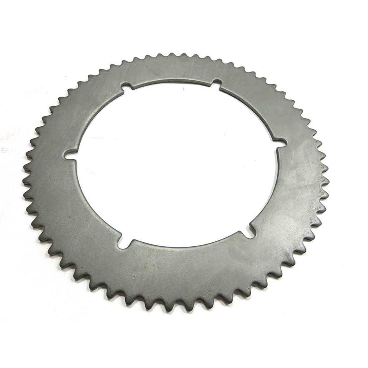 """60 Tooth Steel Sprocket 35 Chain, 4.930"""" Bore, 6 Holes, 5.25"""" Bolt Circle"""