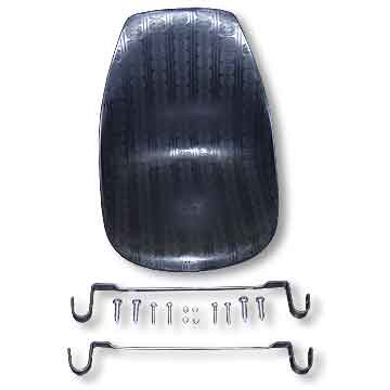 Bucket Seat Kit, Complete, With Bracket & Hardware, NO Seat Cover