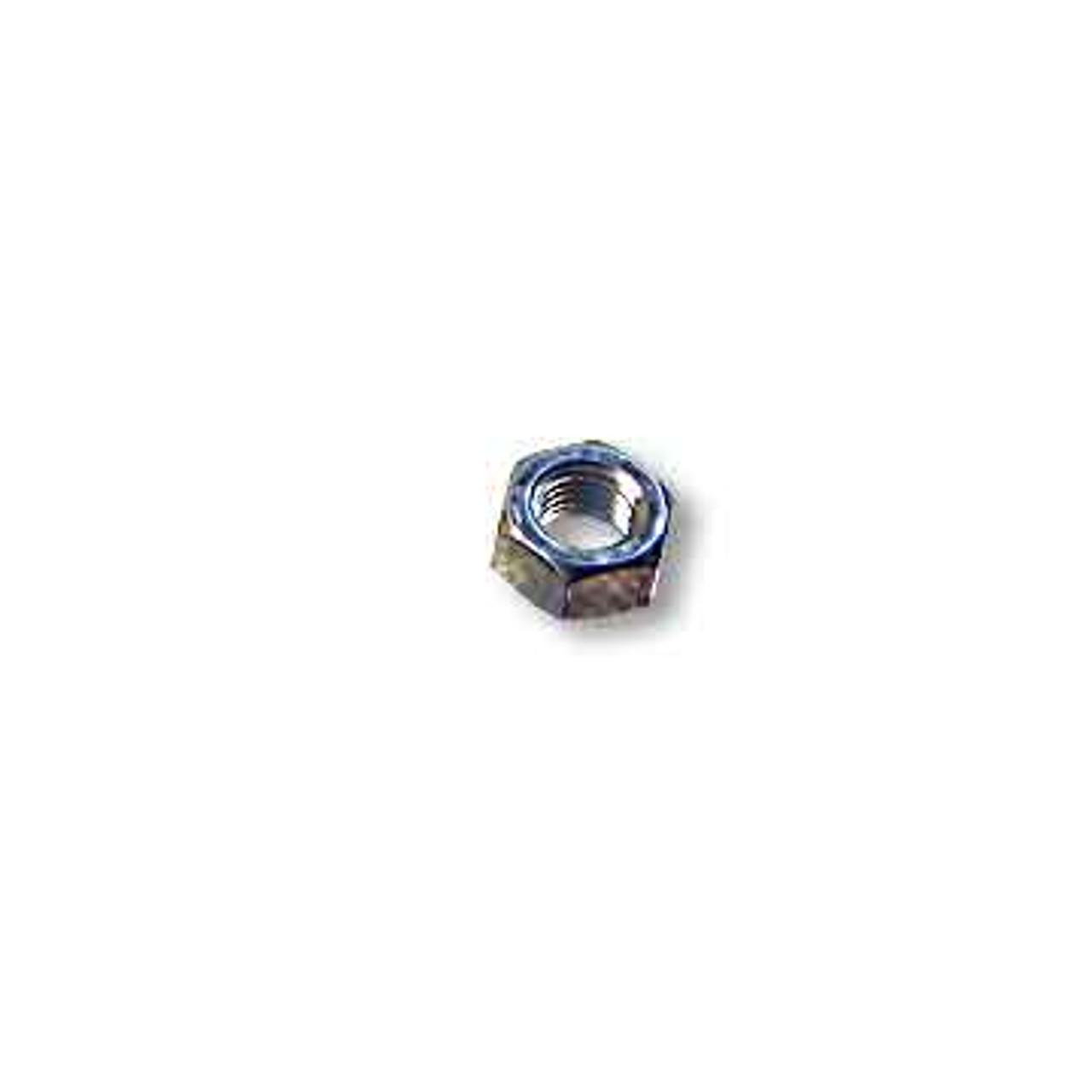 Hex Nut, 5/16-18, Zinc Plated