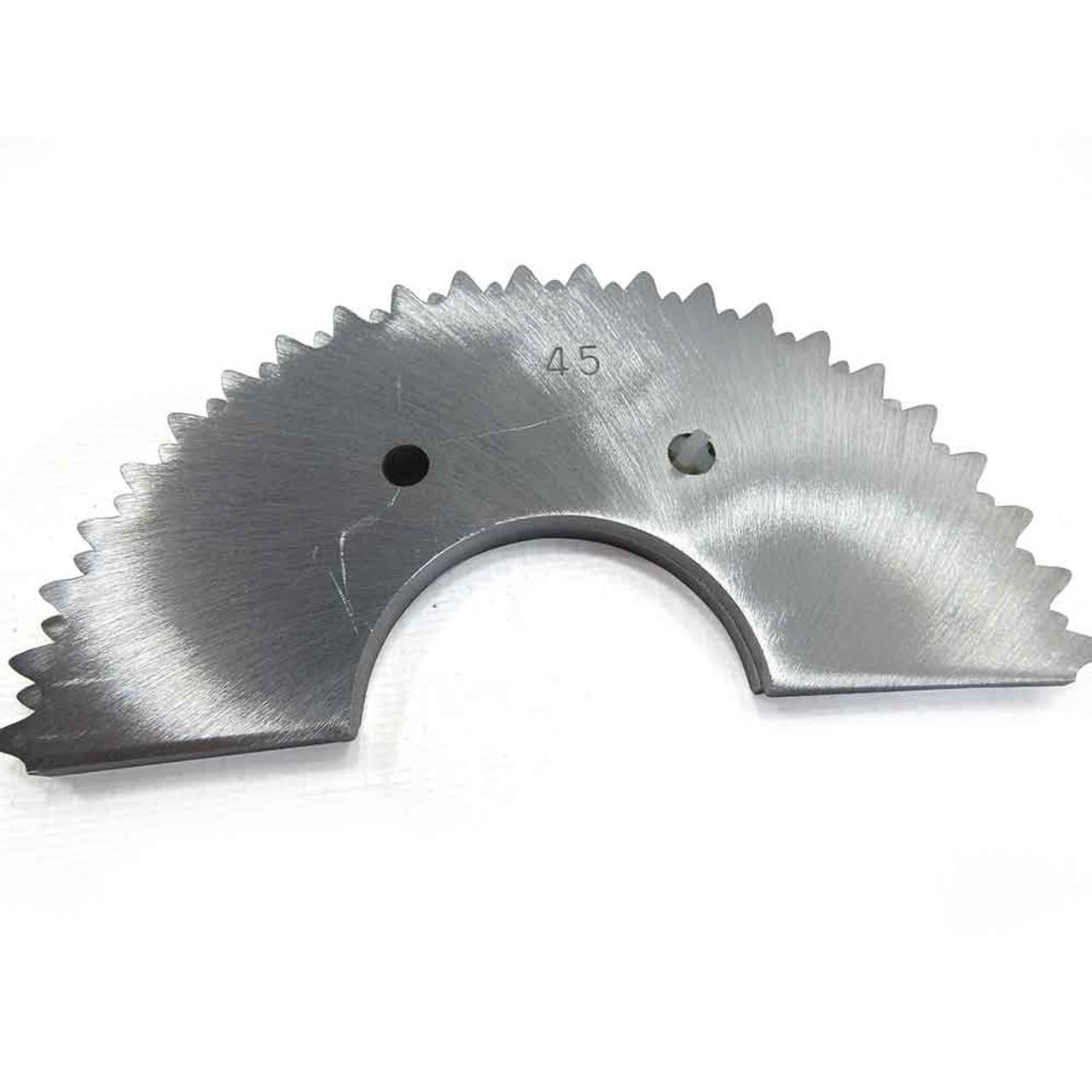 45 Tooth Mini-Sprocket, TNT (Tuf-N-Tru), .160 Aluminum, 35 Chain