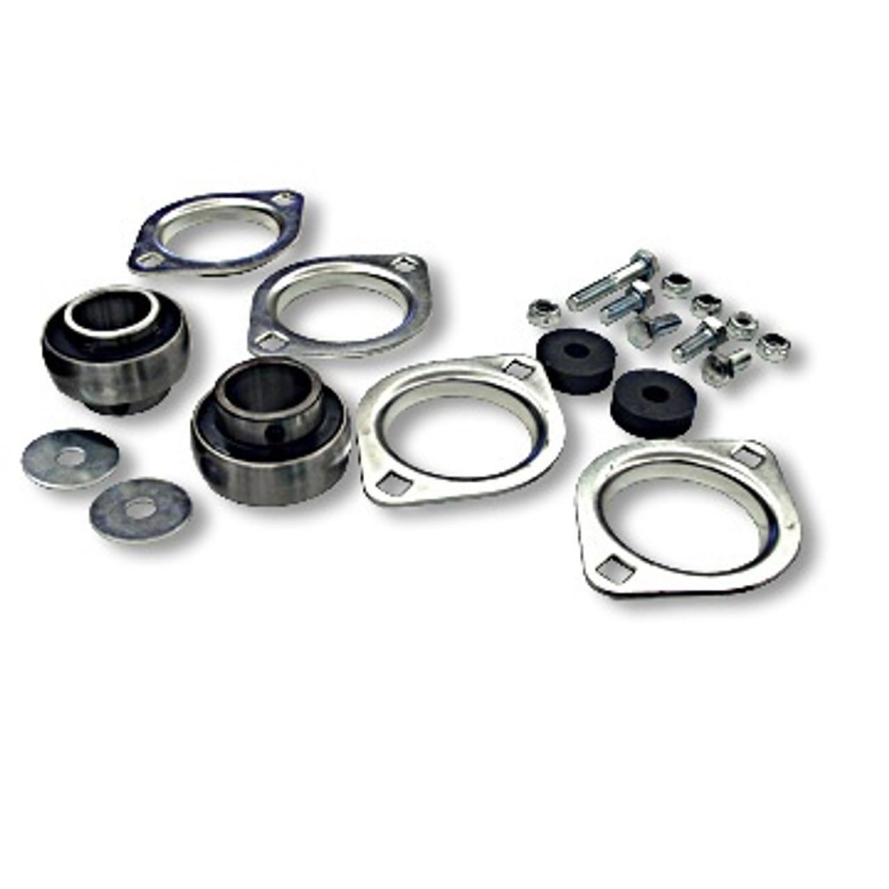 Hardware & Bearing Kit (Only) For Swing Mount