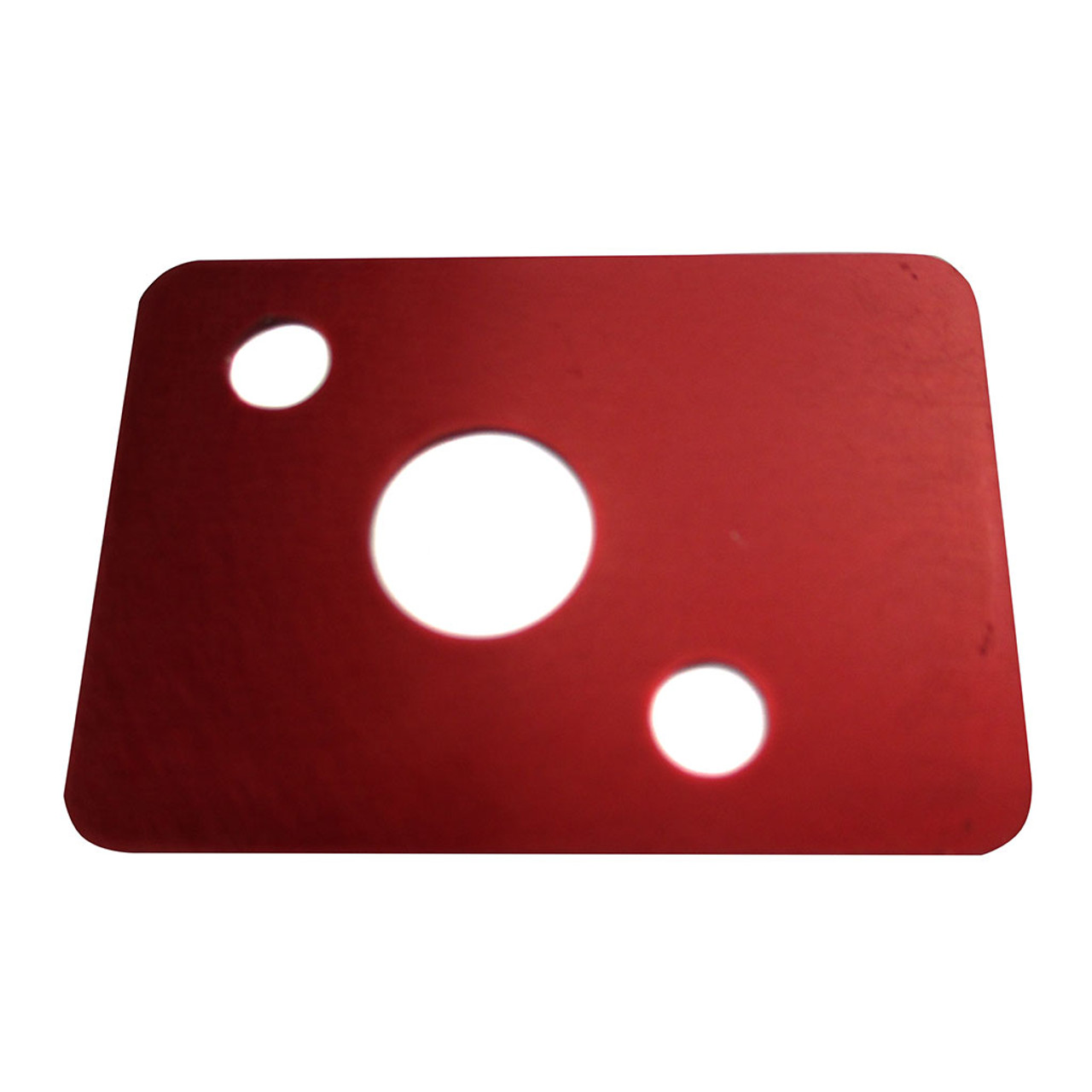 IKF Briggs Flat Head Red Restrictor Plate