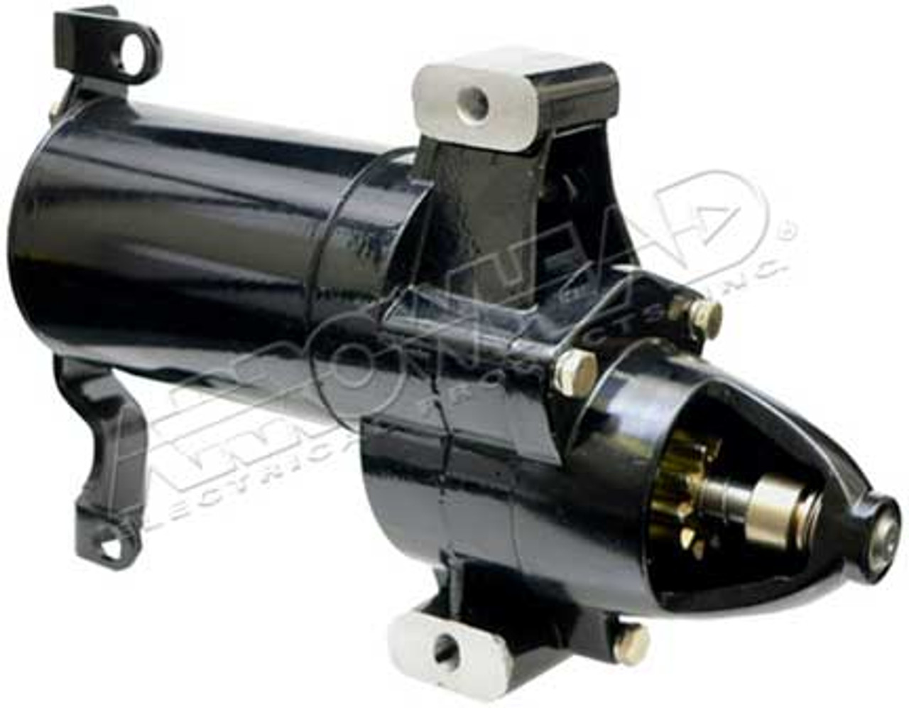 Starter for OMC 12-Volt, CCW, 10-Tooth