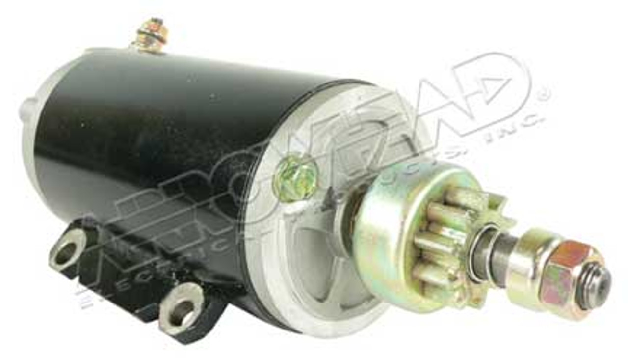 Starter for OMC 12-Volt, CCW, 10-Tooth SAB0062