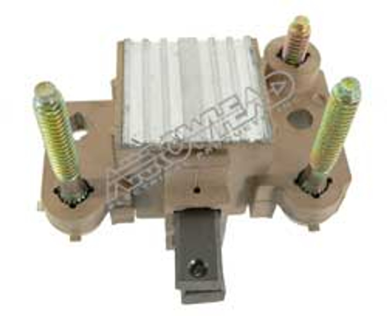 Voltage Regulator, Internal 12-Volt, A-Circuit, for Mando Alternators AMN6002