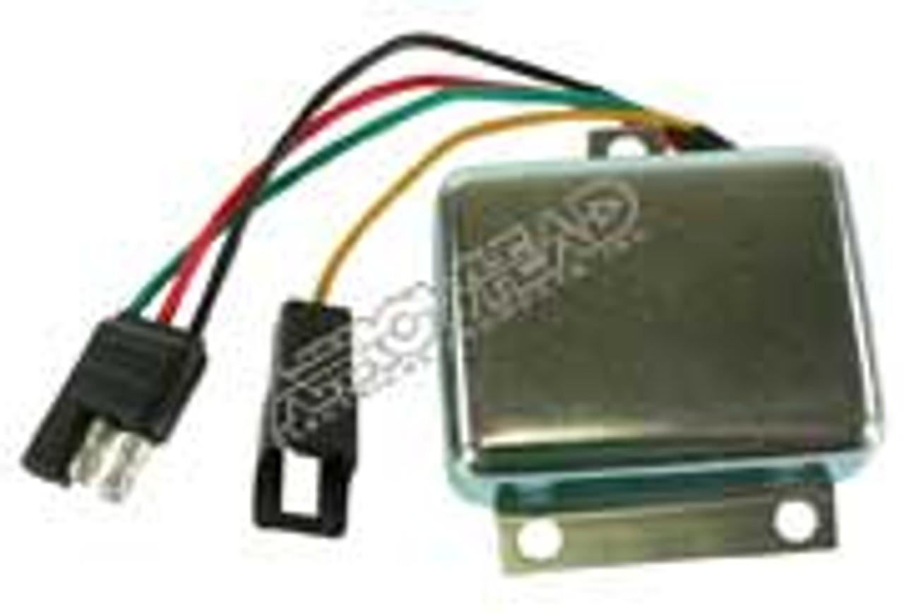 Voltage Regulator 12-Volt, B-Circuit, for Motorola Alternators
