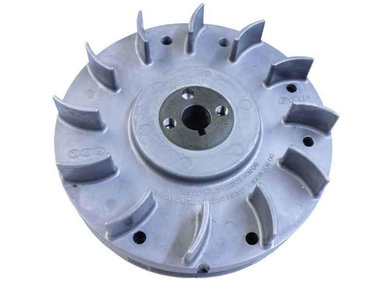 PVL Aluminum Flywheel - 196cc GX160 GX200 BSP 6.5HP
