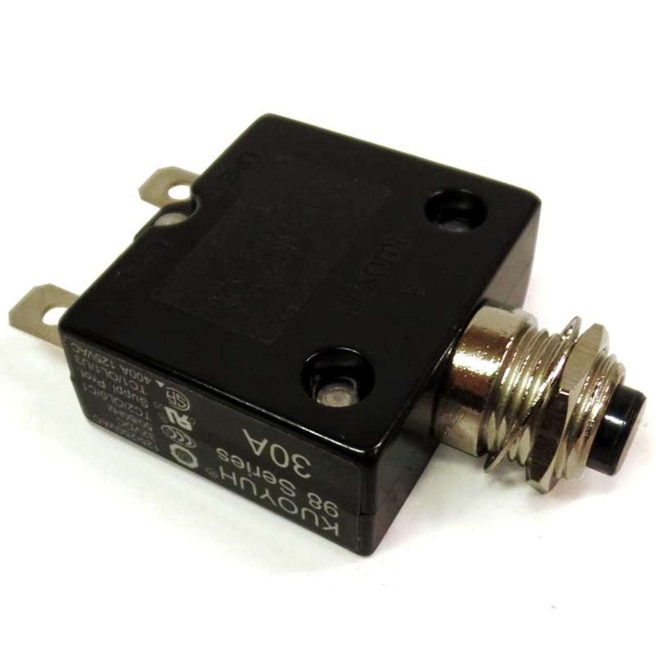Generac 0H0265E 30A Circuit Breaker