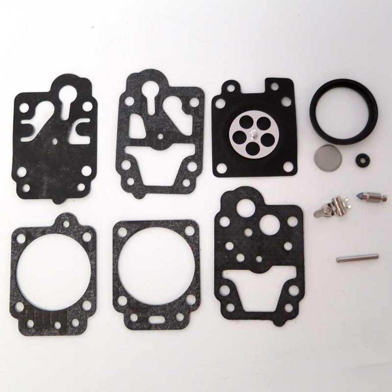 OEM Walbro K20-WYJ Carburetor Repair Kit