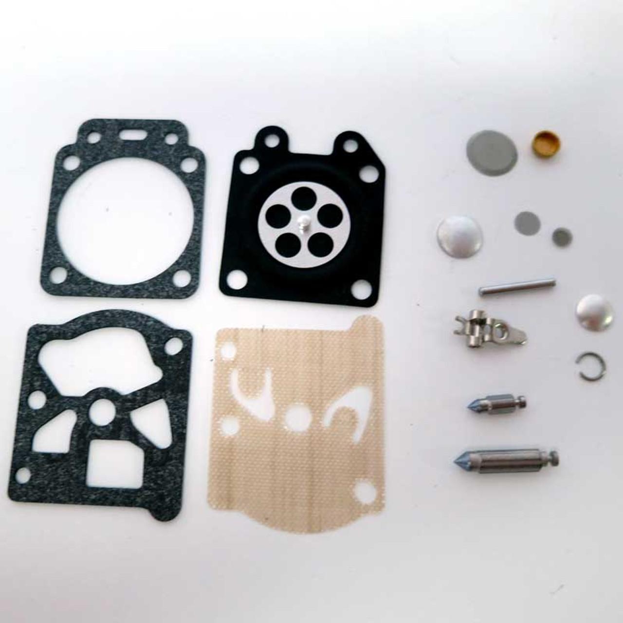 OEM Walbro K20-WTA Carburetor Repair Kit
