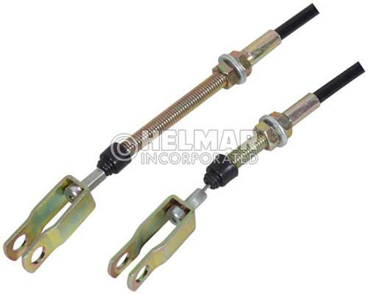 """5800230-12 Yale Accelerator Cable 35-1/4"""" Long"""
