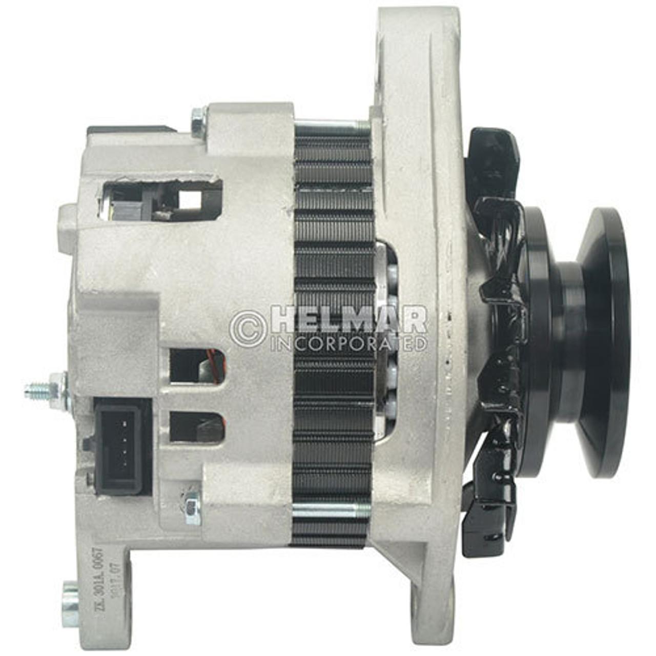 K1019671 Doosan Alternator 12 Volt 100 Amp
