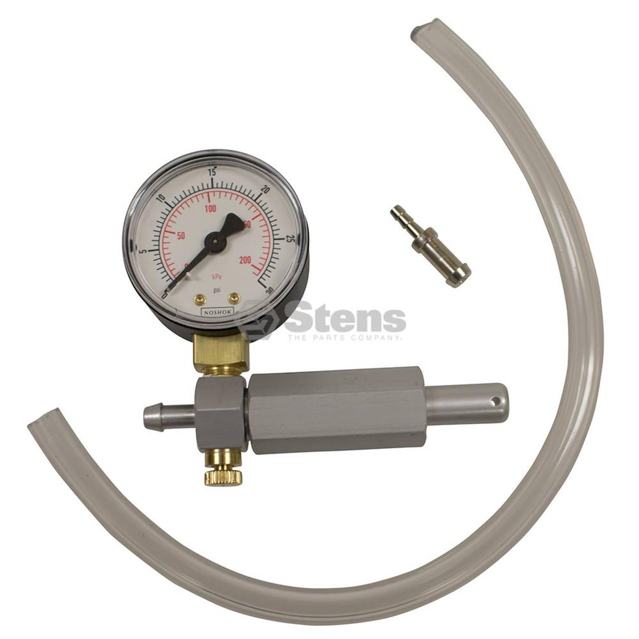 Carburetor Pressure Gauge /