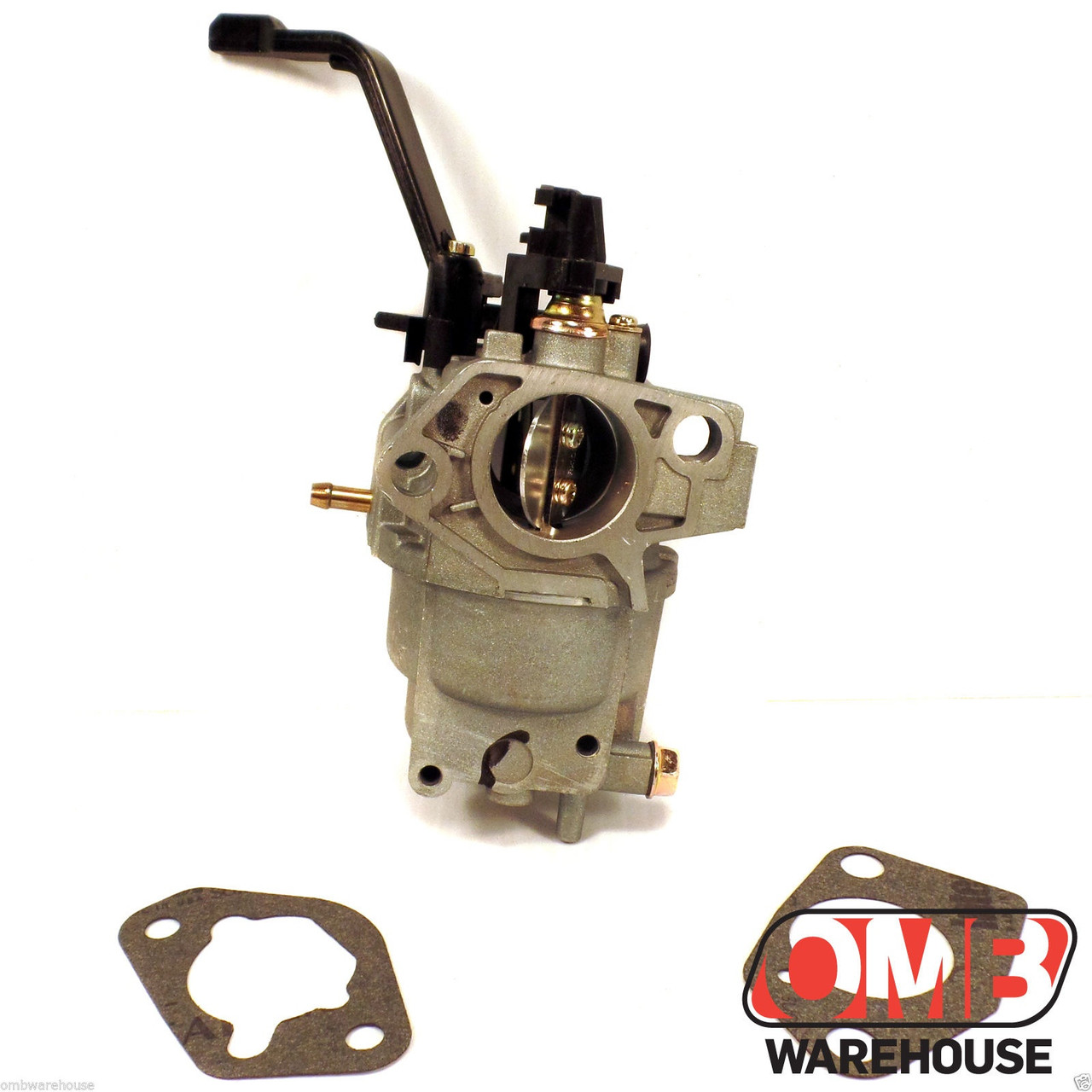 Generac 0J58620157 OEM Carburetor - Includes Gaskets Fits GP5500 GP6500E GP7500E