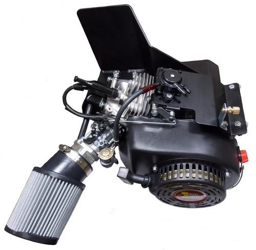 DJ-1005B U-Build-It AKRA Blk Box Stock Kit Now With BSP-4 Cam