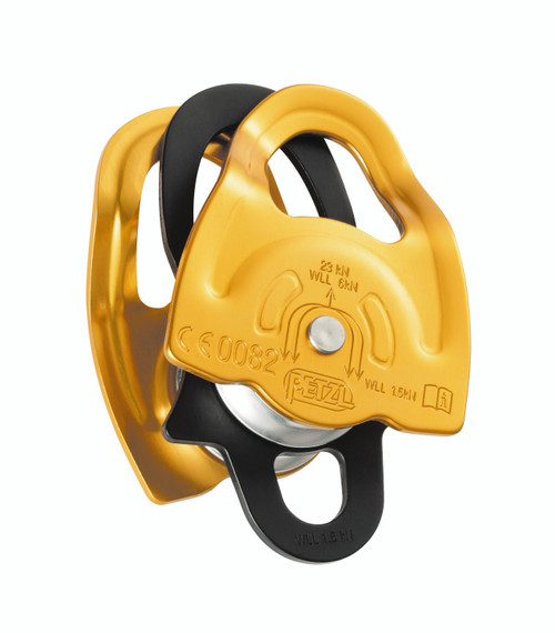 Gemini Lightweight Double Minding Prusik Pulley By Petzl