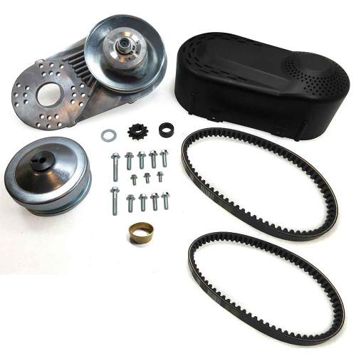 """Upgraded Torque Converter Kit TAV2 3/4"""" Shaft for #35 #41 #420 Chain"""