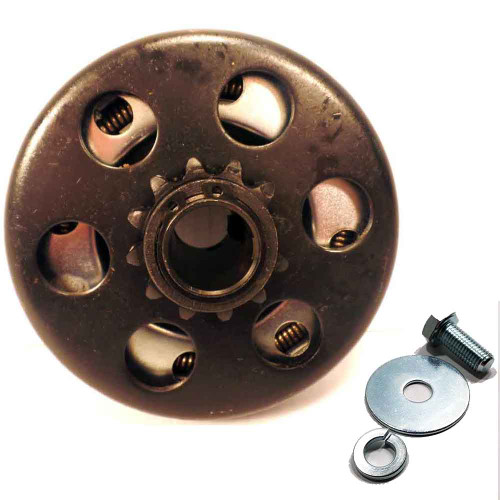 """3/4"""" Clutch for #35 Chain with Hardware"""