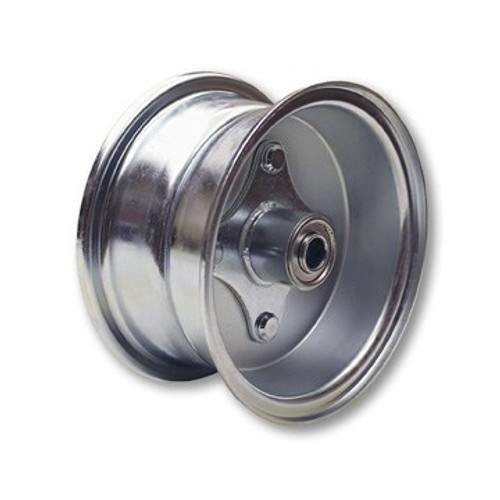"5"" Steel Wheel with Centered Hub, 5/8"" Bearings"